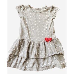 Carter's Ruffled Hearts Toddler Girl Dress